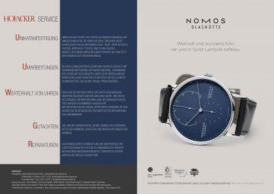 Goldschmiede Hofacker Journal Nomos