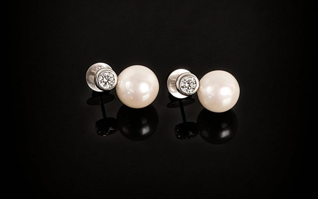 Perlen für die Ohren