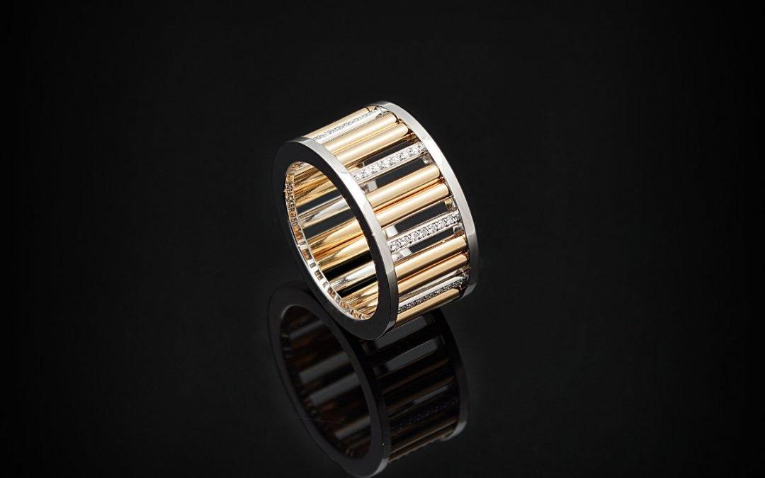 Ein feiner Ring zum Glück