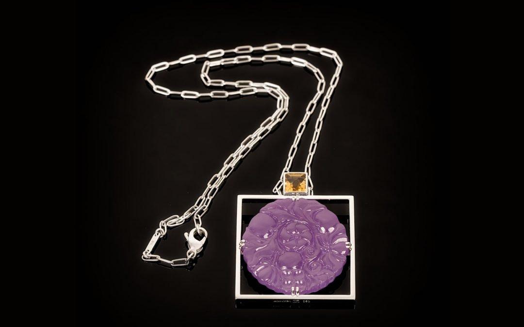 Wunderbares Violett