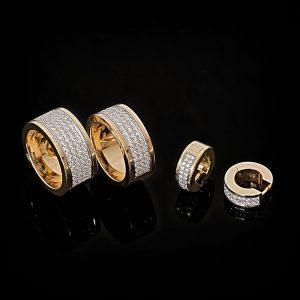 Ringe und Creolen aus der Collection Classic