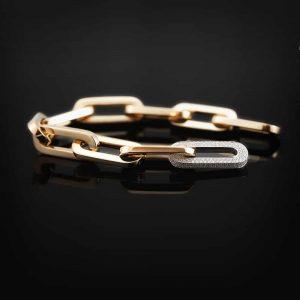 Armband aus der Collection Classic von Goldschmiede Hofacker