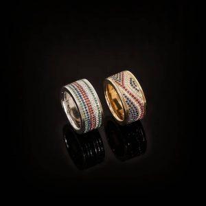 Ringe aus der Collection Classic von Goldschmiede Hofacker