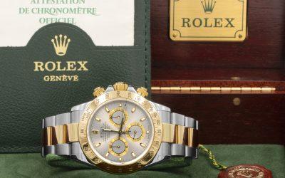 Neu bei Goldschmiede Hofacker: Gebrauchte Uhren mit Garantie