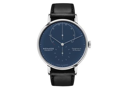 Nomos Glashütte Lambda – 175 Years Watchmaking Glashütte blau