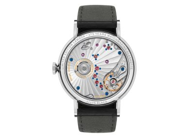 Nomos Glashütte Lambda – 175 Years Watchmaking Glashütte schwarz