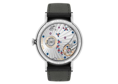 Nomos Glashütte Lambda – 175 Years Watchmaking Glashütte weiß