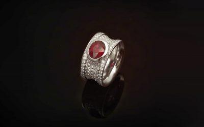 Der Rubin: Faszination in Rot