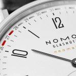 Ein echter Klassiker aus dem Hause Nomos Glashütte: die Tangente