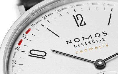 Nomos Glashütte Tangente: Ein Klassiker fürs Handgelenk