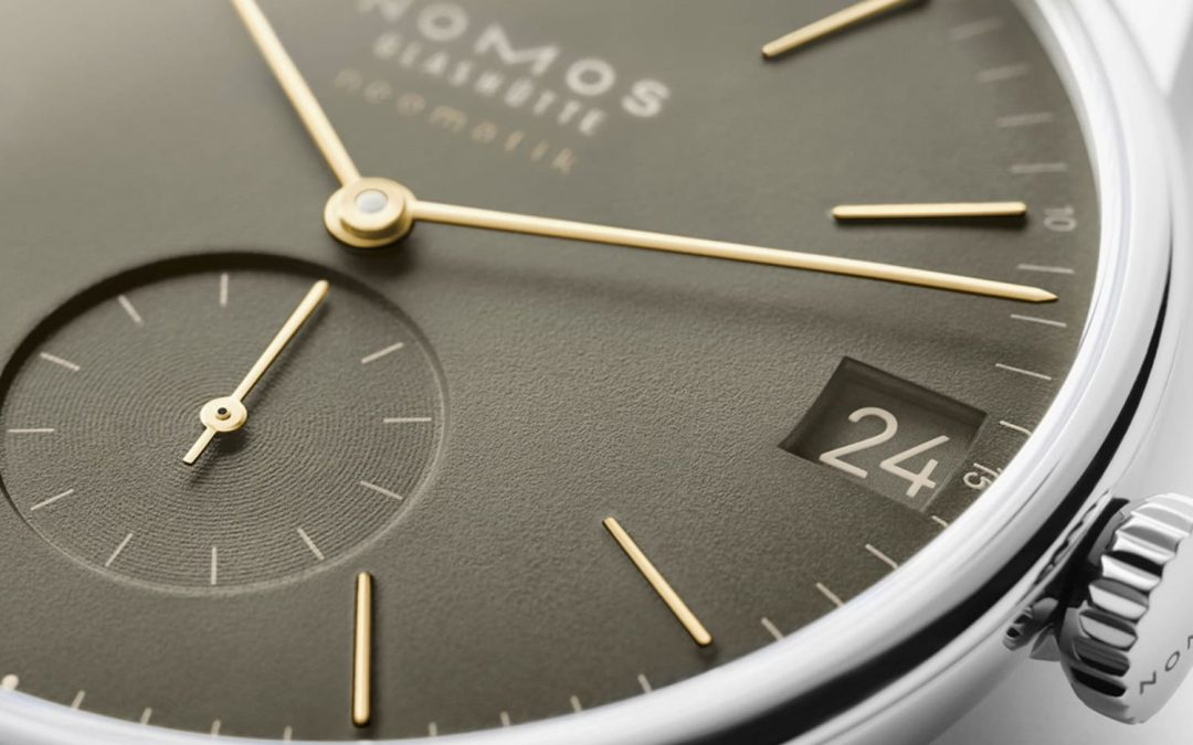 Nomos Orion: Reduktion in Perfektion