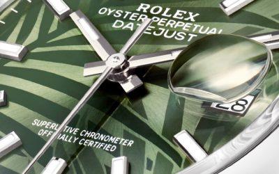 Neue Zifferblätter von Rolex setzen auf einzigartige Energiequelle